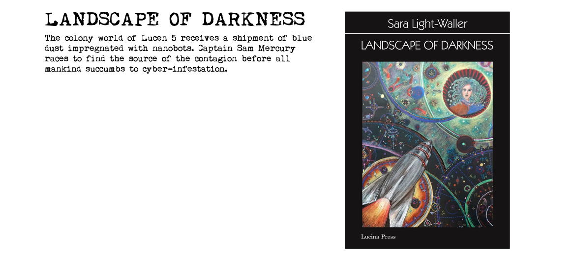 A lavishly-illustrated neotopian novelette by Sara Light-Waller.